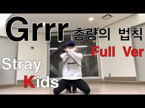 Stray Kids (스트레이 키즈) 'Grrr 총량의 법칙' FULL DANCE COVER