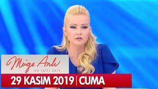 Müge Anlı ile Tatlı Sert 29 Kasım 2019 - Tek Parça