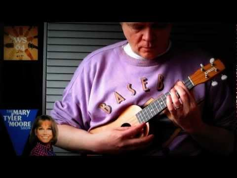 Ukulele solo: Love Is All Around (Mary Tyler Moore Show)