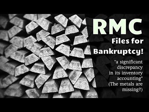 RMC Files for Bankruptcy - Shady Business Practices?