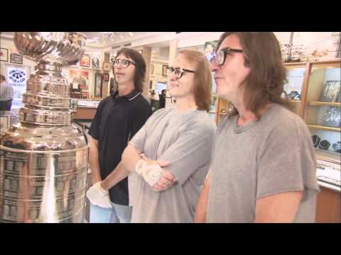 2011 NHL Awards - Pawn Stars Stanley Cup
