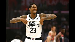 Lou Williams Is A Bucket Getter | Best Plays As A Clipper