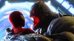 Spider-Man Vs Anti Venom Boss Fight Scene - Spider-Man Edge Of Time