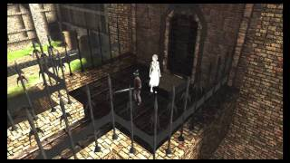 ICO (PS3/PS2) - [FULL GAME Walkthrough 4/5] [HD]