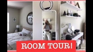 Loren Beech Gray LA ROOM TOUR!