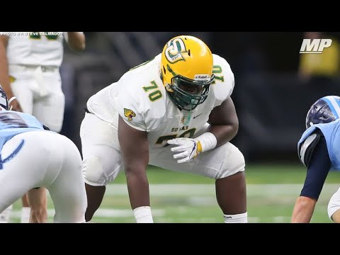 The No. 1 Offensive Guard in the Country