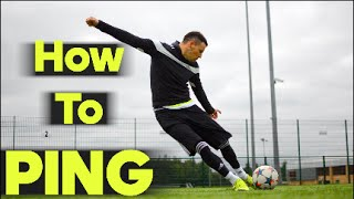How to Ping | Amazing Football Tutorial | F2Freestylers