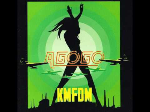 KMFDM - Agogo  [1998] full album