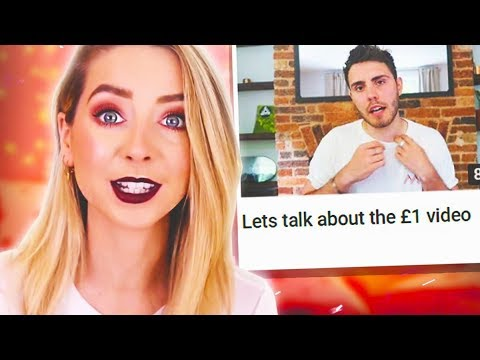 WHY ZOELLA'S CHANNEL DIED
