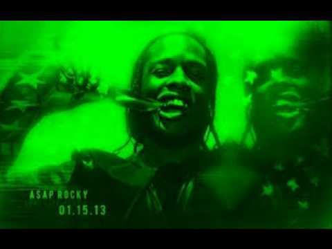ASAP Rocky - Max Julien [Chopped & Screwed]