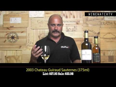 Chateau Guiraud Offering - click image for video