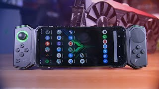 A GAMING Phone? What…. Xiaomi Black Shark 2