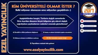 İlk Türk Devletleri Soru Çözümü Tyt Yks Tarih