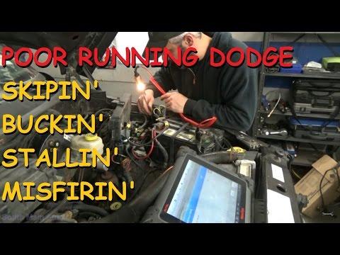 Dodge Ram 1500 - Spits, Sputters, Misfires and Stalls
