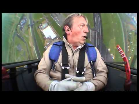 Tom Cassells Aerobatic Competition Pilot