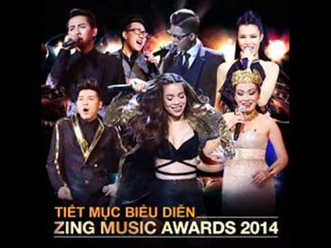 Tiet Muc Bieu Dien Zing Music Awards 2014 - Various Artists