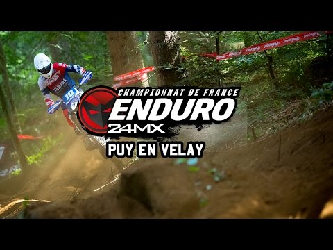Enduro - Puy en Velay