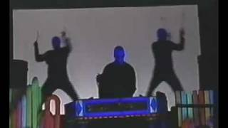 Blue Man Group PVC III (Live on Jay Leno)