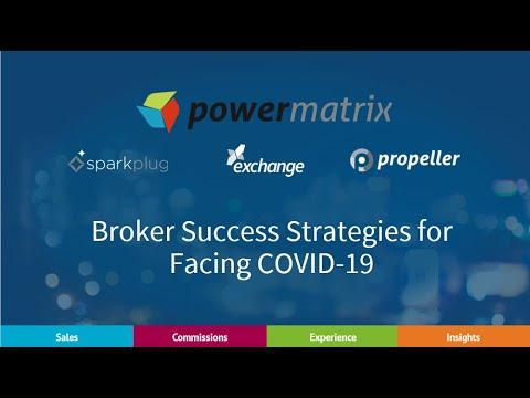 Broker Success Strategies for facing COVID19