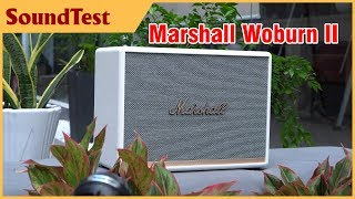 marshall woburn ii Soundtest - bass test