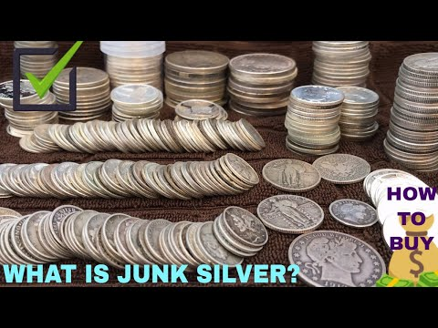 What Is Junk Silver? Tips To Buy It
