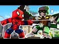 SPIDER MAN  HOMECOMING IN MINECRAFT    Minecraft Roleplay