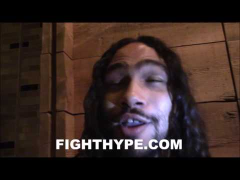 KEITH THURMAN HINTS AT DANNY GARCIA UNIFICATION IN EARLY 2017; CONFIRMS NOT FIGHTING AGAIN THIS YEAR