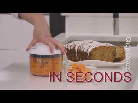 Zyliss Easy Pull Food Processor
