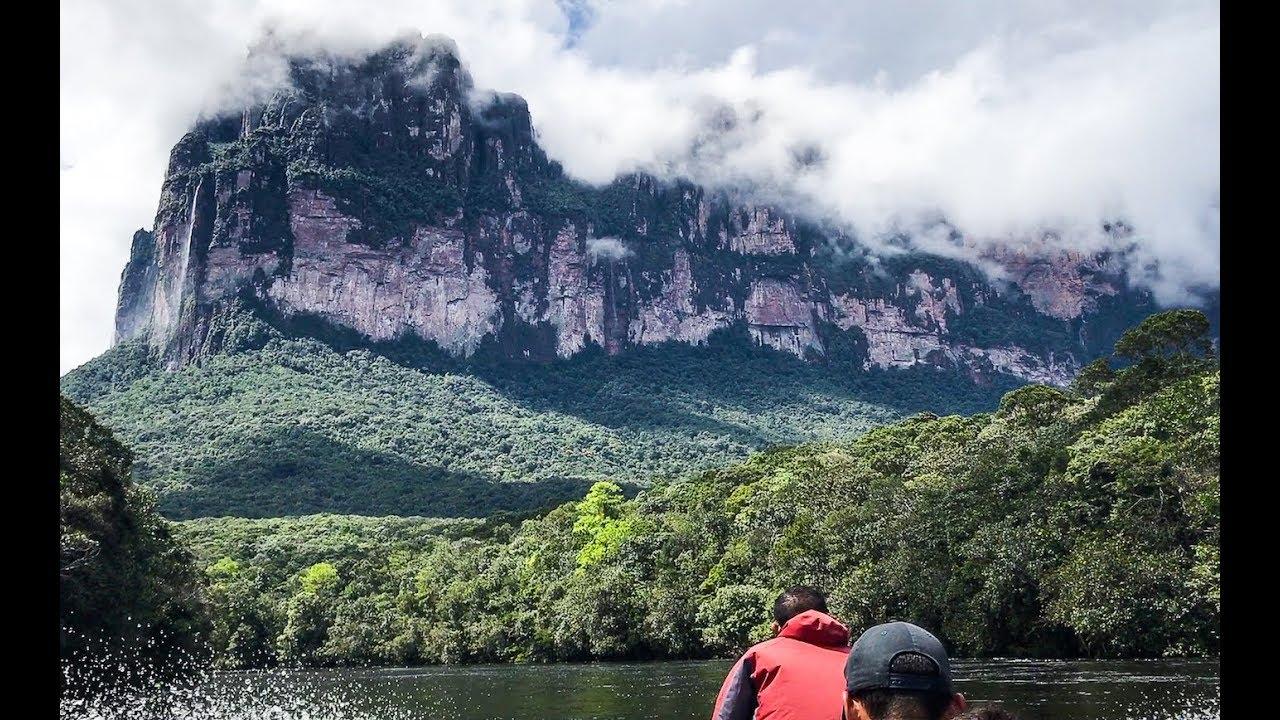 Wenezuela - Najwyższy Wodospad Świata, Protesty w Caracas BezPlanu