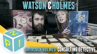 Double Review - Watson & Holmes + Sherlock Holmes CD: West End Adventures & Jack the Ripper