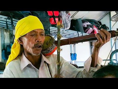 Train Song - Odia bhajan - Aha re mo bapa dhana jibara jibana