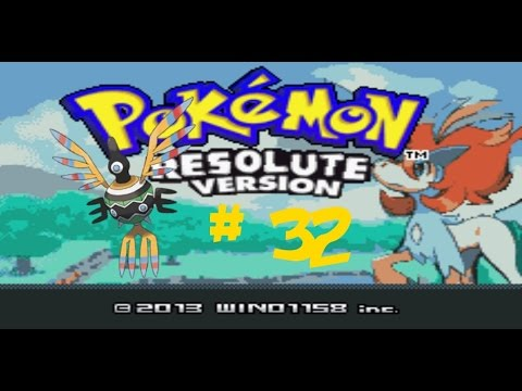 Pokémon Resolute Version! Misiones: Ticket a Tyron! #32