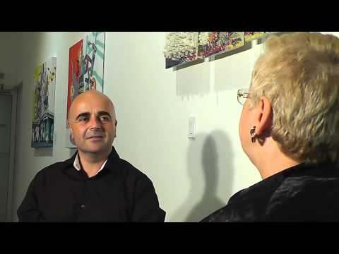 Re-verberations Show curated by Milagros Bello, PH.D. Interview with Ramon Espantaleon. May 2013