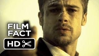 Se7en Film Fact (1995) - Brad Pitt Movie HD