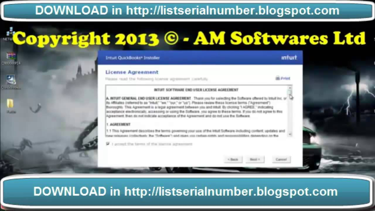 quickbooks 2014 registration code