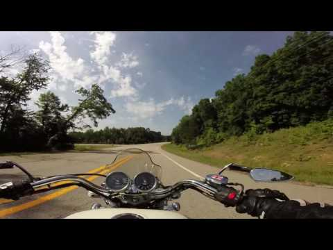 Ridin' the Ozarks - Lake Fort Smith
