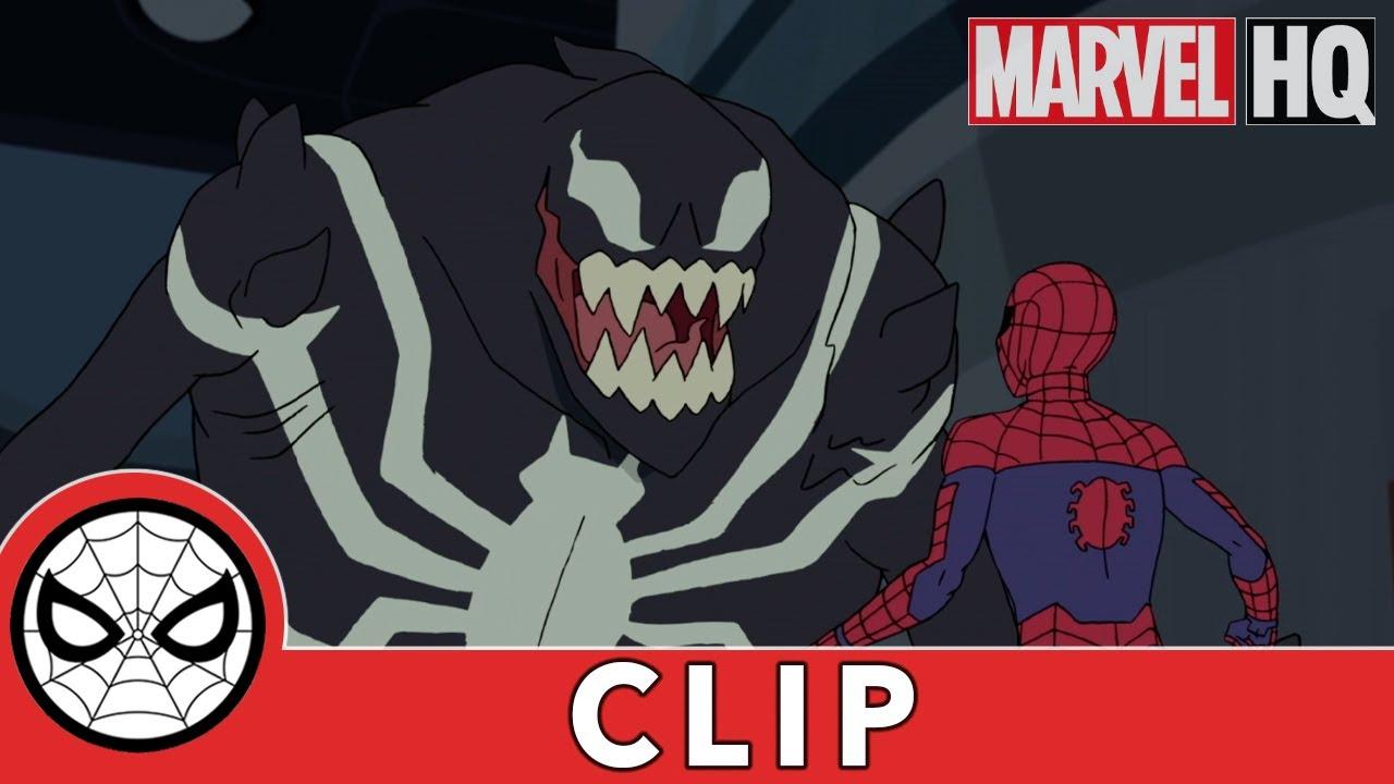 """SNEAK PEEK: Marvel's Spider-Man: Maximum Venom – """"Maximum Venom Pt. 1"""""""