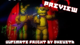 """SFM   FNAF Canceled!!   """"Ultimate Fright"""" By DHeusta and Gold Bear Animations"""