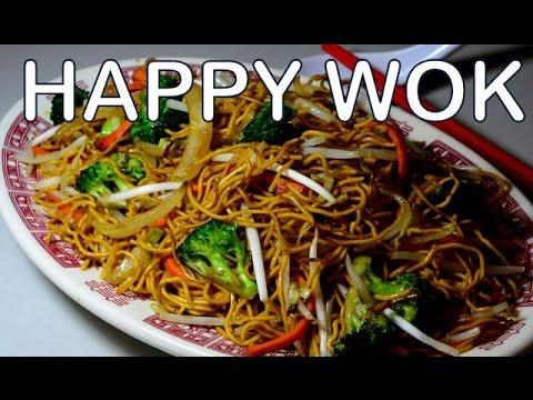 醬油麵條素食  Soy Sauce Noodle With Mixed Veggie (  Vegetarian)