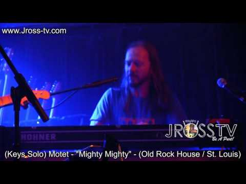 "James Ross @ Motet - (Key Solo) Joey Porter - ""Mighty Mighty Groove"" - www.Jross-tv.com"