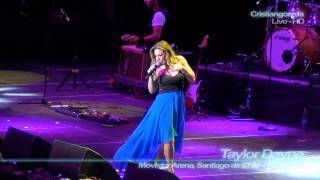 Taylor Dayne - With Every Beat of my Heart / Prove your Love ( Movistar Arena, Chile - 14.11.2014 )