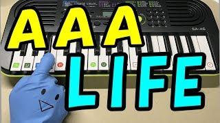 民衆の敵~世の中、おかしくないですか!?~』主題歌、AAAの【LIFE】が簡...
