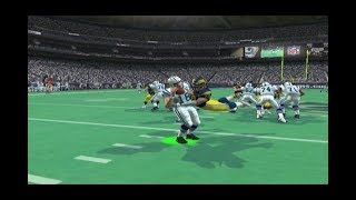 Playing Madden 2005 in 2019
