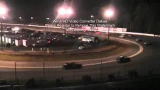 Ben Hanks Wins 10-22-11 Caraway Speedway U-Car Race