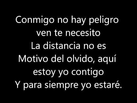 RBD - Por Besarte (With Lyrics)