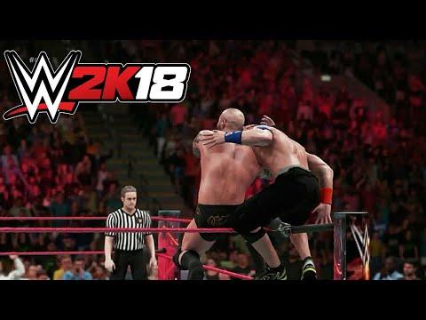 WWE 2K18 GAMEPLAY Randy Orton New RKO, Elimination Chamber & More!