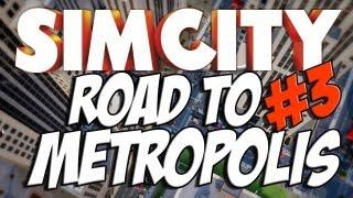 SimCity: Road to Metropolis #3