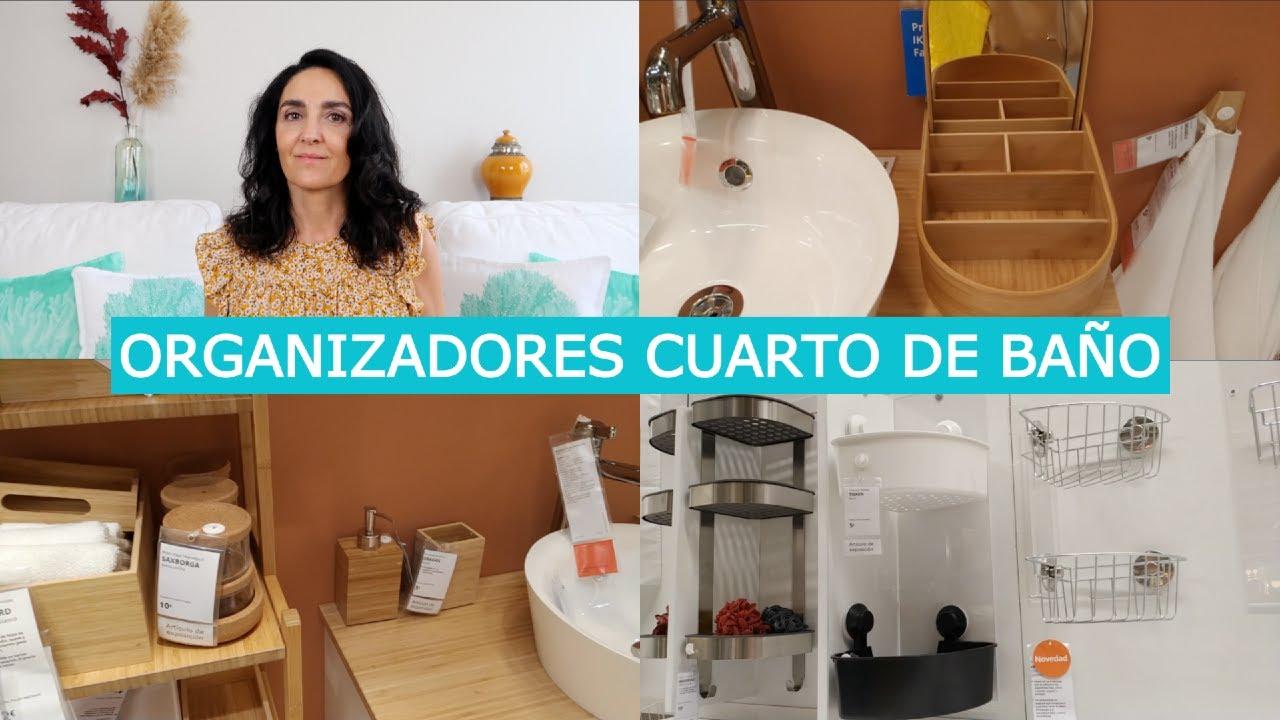 IKEA ORGANIZADORES Y ARTÍCULOS PARA EL CUARTO DE BAÑO ...