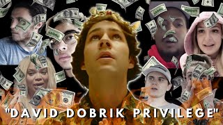 """David Dobrik Privilege"" : How he was able to hide his past (a deep dive)"