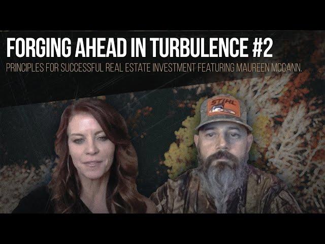 Forging ahead in turbulence #2